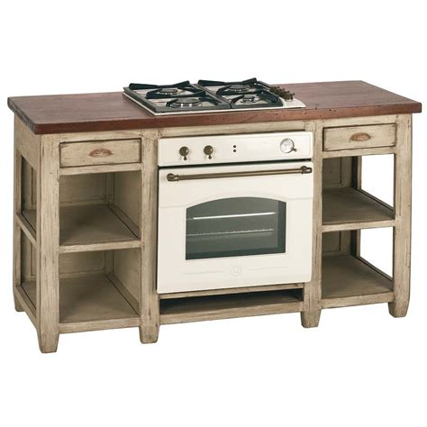 cuisine interiors meuble four beige interior s