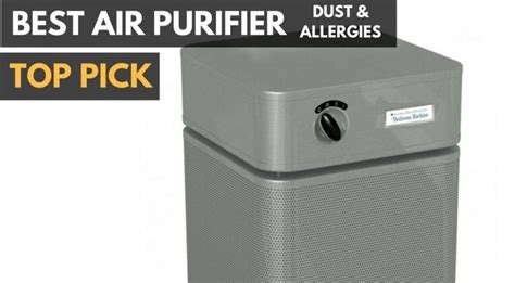 best for allergies best air purifier for allergies and dust
