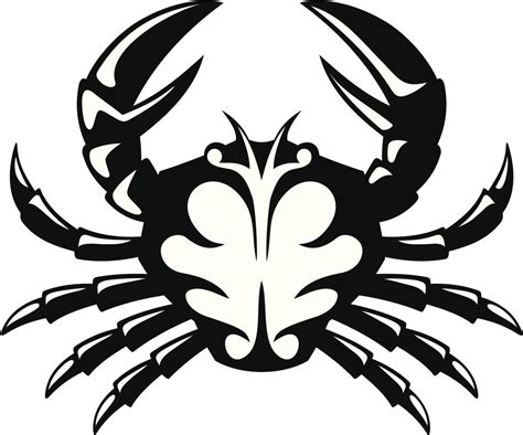 crab tattoo design a brief insight of the cancer and libra compatibility