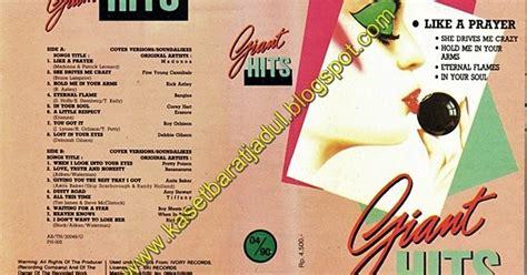 Kaset Pita Rick Astley Hold Me In Your Arms kaset barat jadul kabar dul giants hits hins collections