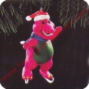 1994 barney magic hallmark ornaments 1994 barney