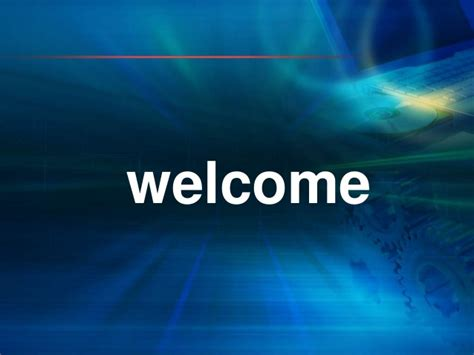 welcome slides for ppt presentation deseret matrix marketing services powerpoint presentation