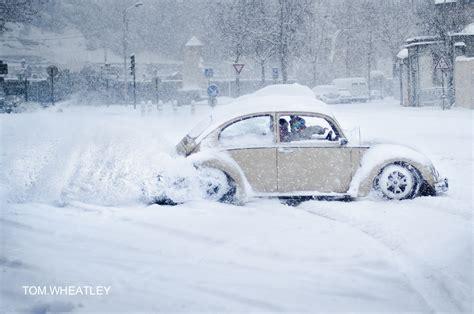 volkswagen winter volkswagen beetle wallpaper and background image
