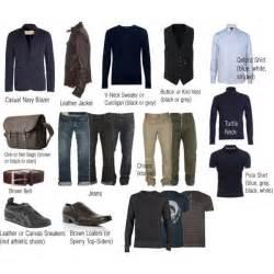 Minimalist Mens Wardrobe minimalist wardrobe for newhairstylesformen2014