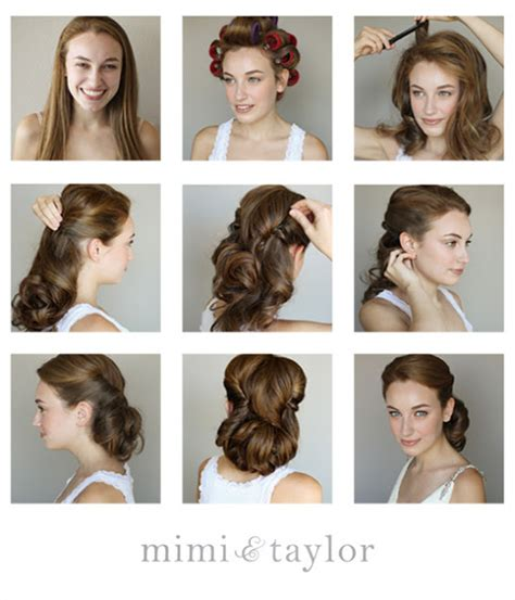 hair tutorial 17 vintage hairstyles with tutorials for you to try