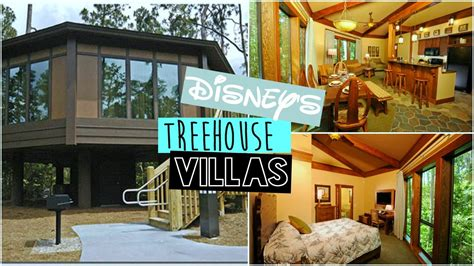 treehouse villas disney floor plan disney world 2011 treehouse villas youtube