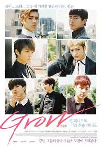 korean biography movie grow infinite s real youth life korean movie 2014