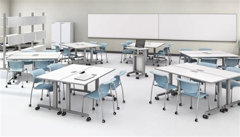 abco classroom tables with laminate finish