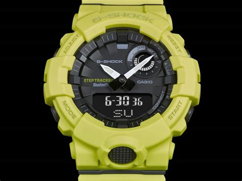 casio g shock g squad gba 800 shock resistant