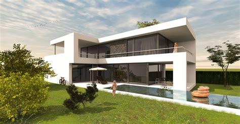 bauhausstil haus bauen home architektenhaus designhaus bauen moderne