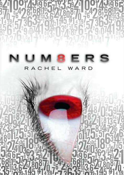 by the numbers books book review giveaway num8ers by ward the book