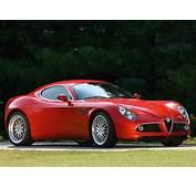World Of Cars Alfa Romeo 8c