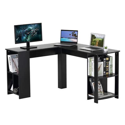 pc da tavolo dosleeps scrivania a forma di l large corner pc da tavolo