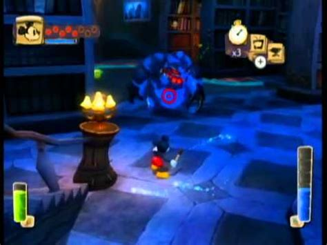 Do Epic epic mickey library