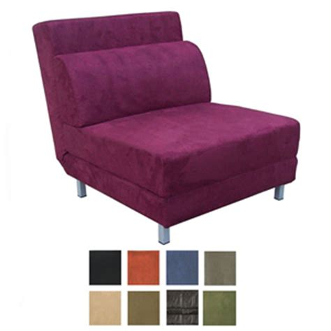 convertible armchair bed studio chair sleeper cosmopolitan convertible chair bed
