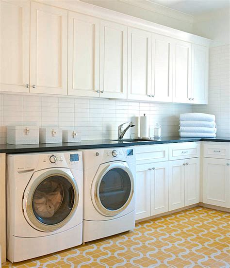 Organize Your Laundry Room In Style Utility Cabinets Laundry Room