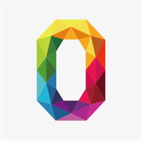 colorful letters colorful letters o letter colorful o png image and