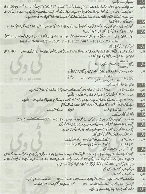 english pattern of 9th class 2014 guess paper 9th class 2014 english faisalabad board