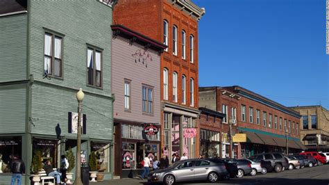 small towns in america america s coolest small towns 2015 cnn com