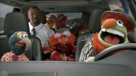 Toyota Bowl Commercial Toyota Highlander Bowl Muppet Ad Is