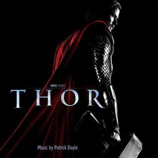 thor film in wiki thor soundtrack wikipedia