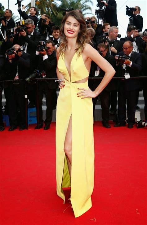 Dress Of The Day Tufi Duek Lattice Chest Swing Dress by Cannes Festival 2014 Day 4