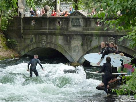 Englischer Garten München Eisbach Surfen by M 252 Nchen Im Sommer Reiseblog Travel Sisi