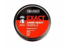 Jsb Exact Jumbo Heavy 22 jsb diabolo exact jumbo 22 cal 15 89 gr 250 ct