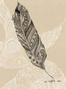 unique feather tattoo tattoos pinterest