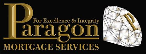 paragon mortgage services inc for excellence