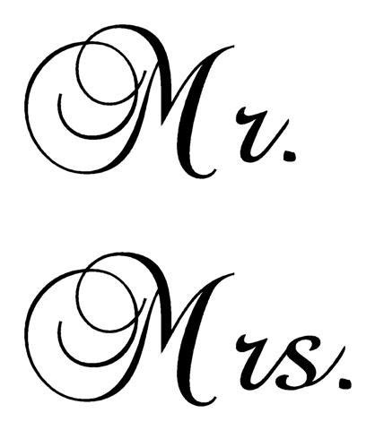 Mr Lettering by Mr Mrs Vinyl Lettering Decal Stickers By Sherrysstickers