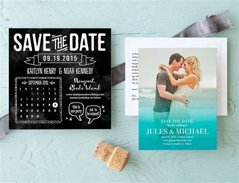 Wedding Paper Divas Save The Date by Wedding Deals July 25 2014 The Budget Savvy