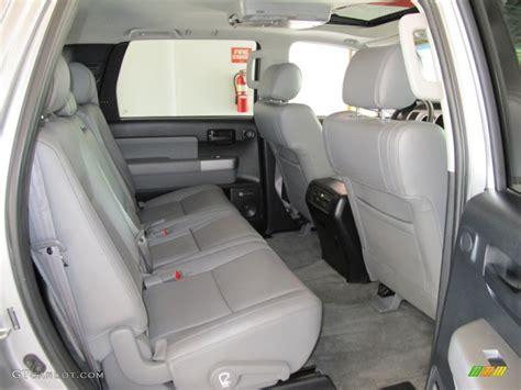 Toyota Sequoia Interior 2008 Toyota Sequoia Sr5 Interior Photo 50612502