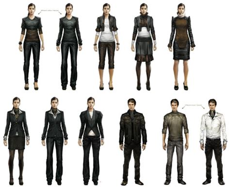 Ex Machina Movie Meaning science fiction in fashion and film femalefashionadvice
