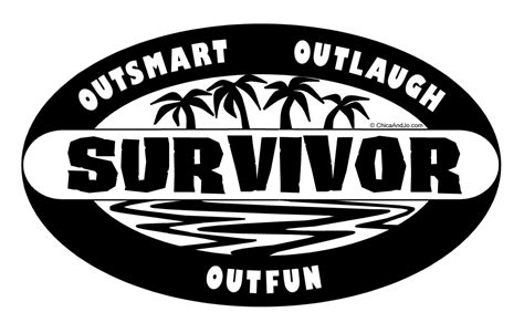 Blank Survivor Logo Template Www Pixshark Com Images Galleries With A Bite Survivor Logo Template