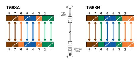 ethernet wiring guide 21 wiring diagram images wiring