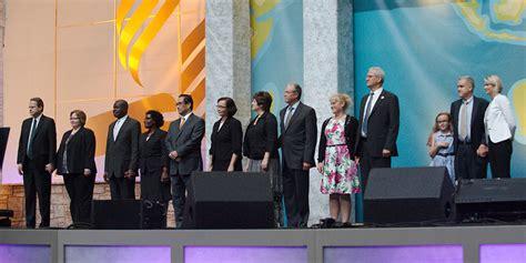 noticias adventistas congreso mundial de la iglesia se nombraron los tesoreros y secretarios asociados