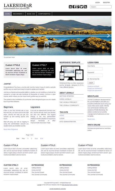 joomla blog layout read more blog layout