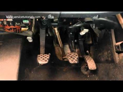 skoda fabia brake light switch how to remove brake light switch vw audi skoda seat in