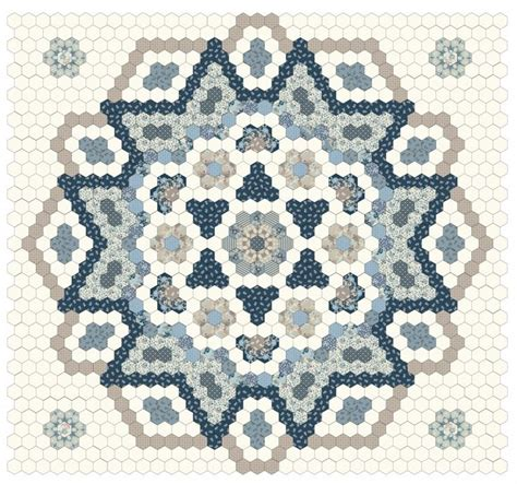 quilt pattern hexagon 1857 best english paper piecing images on pinterest