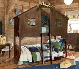 pottery barn castle bed tree house bunk bed pottery barn