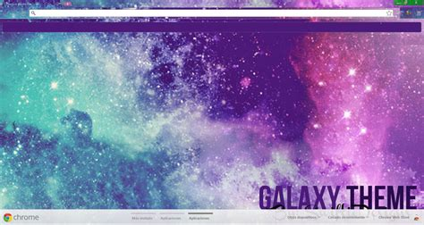 themes tumblr google galaxy theme para google chrome by swiftiedesigns on