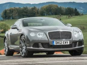 Bentley Door Could Bentley Be Entering The 4 Door Coupe Market