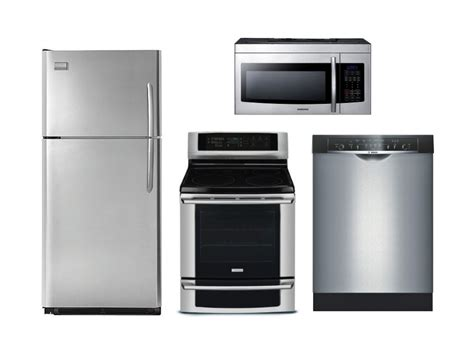 appliances kitchen how to clean stainless steel appliances