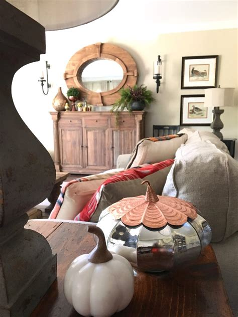 home goods decor transition home decor with the textures of fall