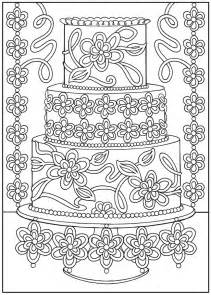 dessert coloring pages dessert designs coloring pages daily two cents