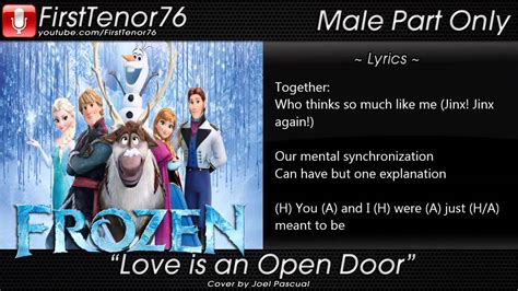 Is An Open Door Karaoke by Is An Open Door Instrumental And Part Only