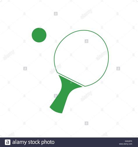 Bat Bola Pingpong ping pong paddle vectors im 225 genes de stock ping pong