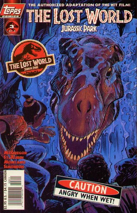 jurassic park a novel b007uh4d3g the lost world jurassic park 3 part 3 of 4 issue