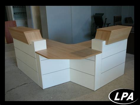 banque de bureau banque d accueil banque d accueil mobilier de bureau lpa